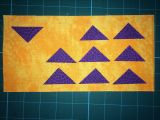 """Art and Design Primer (""""Quilting Arts Magazine) - Lesson 1 - Unity & Focal Point - Exercise 7"""