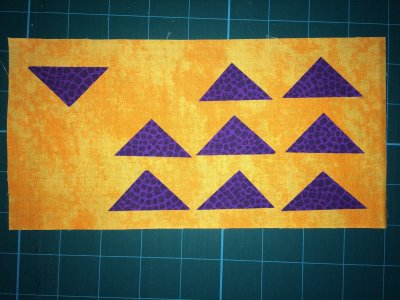 "Art and Design Primer (""Quilting Arts Magazine) - Lesson 1 - Unity & Focal Point - Exercise 7"